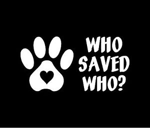 who saved who