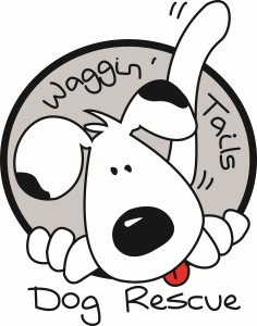 Waggin Tails Large logo