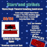 Stars and Strikes Bowling Fundraiser